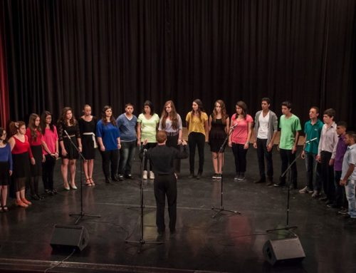 The YMCA Jerusalem Youth Chorus
