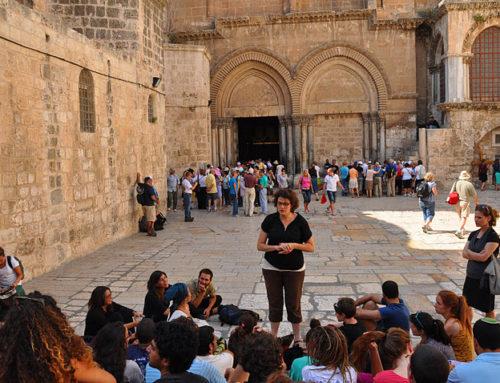 סיורים – נוצרים ויהודים