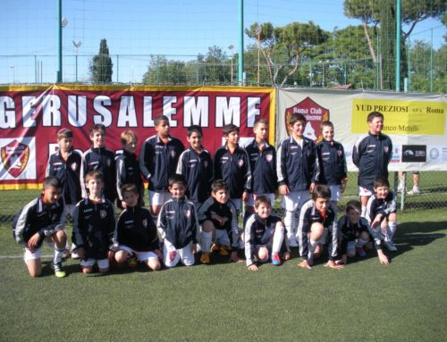 Roma Club Gerusalemme